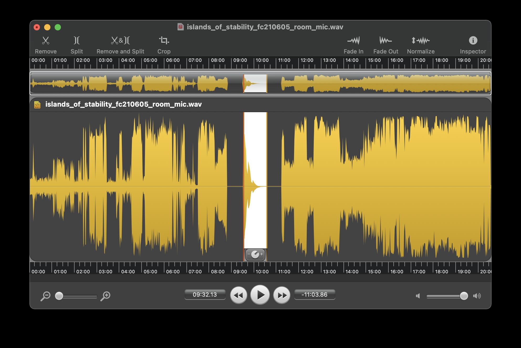 Wave Editing